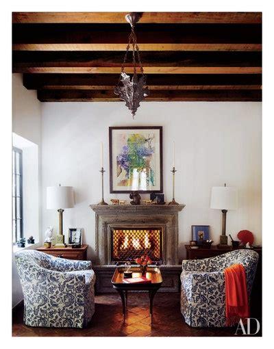 fireplace mantel decor inspiration architectural digest