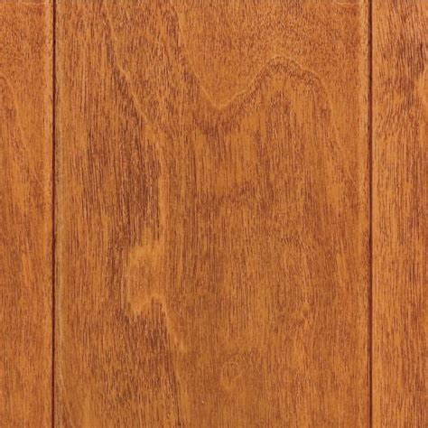 Home Legend Take Home Sample   Hand Scraped Maple Sedona