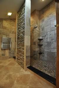 Carrelage De Douche : carrelage travertin salle de bain et comment le choisir pour plus de confort carrelage anton ~ Melissatoandfro.com Idées de Décoration