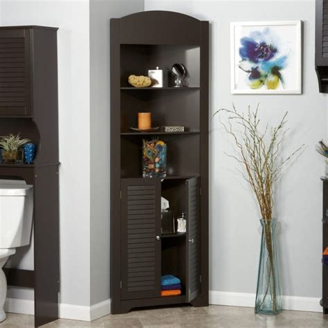 Etagere Decorating Ideas by 10 Corner Curio Cabinets Ideas And Designs