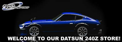 Datsun 240z Performance Parts by Car Parts