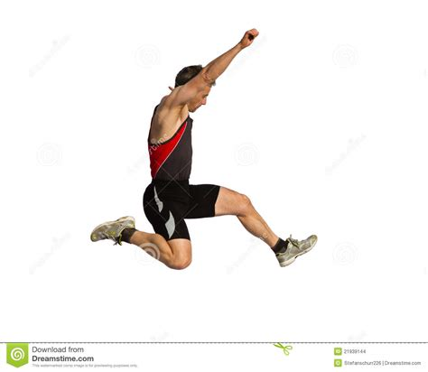 Long Jump Stock Images - Image: 21939144