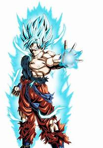 Goku Super Saiyan God Super Saiyan DBXV by ArmorKingTV21 ...