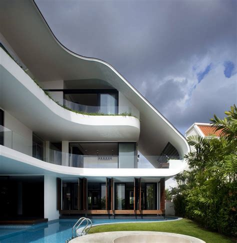 siglap house ninety7 siglap road house by aamer architects