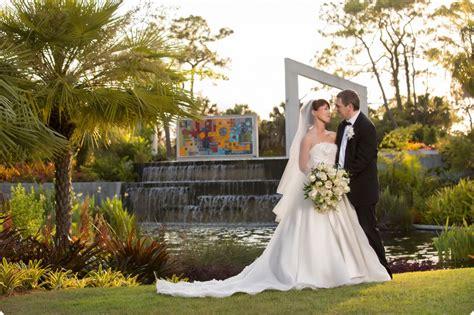 naples wedding photographers naples botanical garden