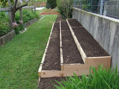 tiered garden can you believe that cleaning inspired me life at split rock potager