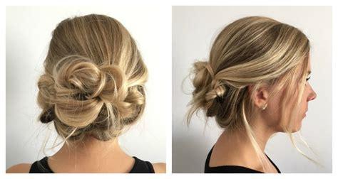 coiffure mariage facile coiffure simple  facile