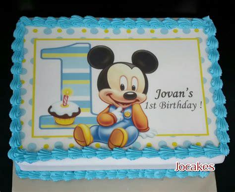 mickey  minnie mouse cake jocakes