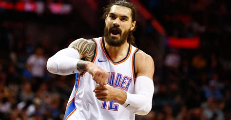 steven adams voted nbas toughest player cardiac hill