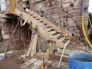 Coffrer Un Escalier Extérieur by Superb Coffrage Escalier Beton 5 Ob Ef9313 P1050175 Jpg