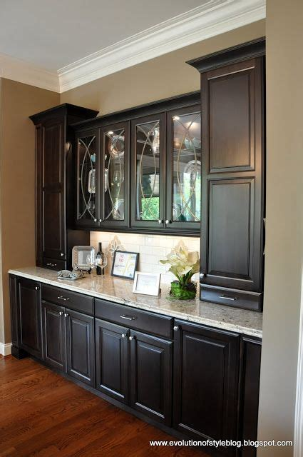 built in kitchen cabinets amazing built in buffet this is what i see as the butler