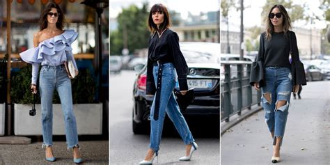 comment porter le jean taille haute cosmopolitanfr