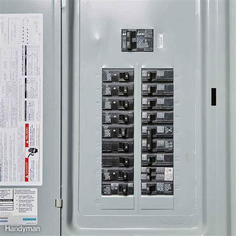 Home Electrical Wiring Circuit Box by Don T Believe This Electrical Panel Myth The Family Handyman