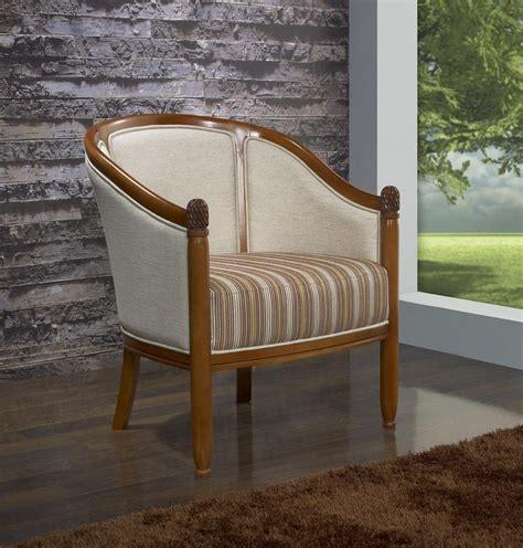 fauteuil cabriolet en h 234 tre massif de style louis philippe meuble en merisier massif