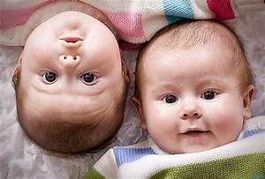 Cute Twins Baby Picture Wallpaper