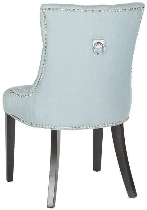 safavieh mcr4716b harlow ring chair white set
