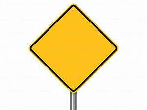 Yellow Street Sign