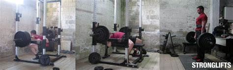Stronglifts 5x5 Workout Beginner Training Program For