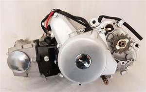 Eng47 50cc Quad Bike Atv 4 Stroke Engine With Reverse Gear