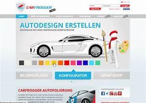 Auto Selber Folieren : autofolien online selbst designen ~ Jslefanu.com Haus und Dekorationen