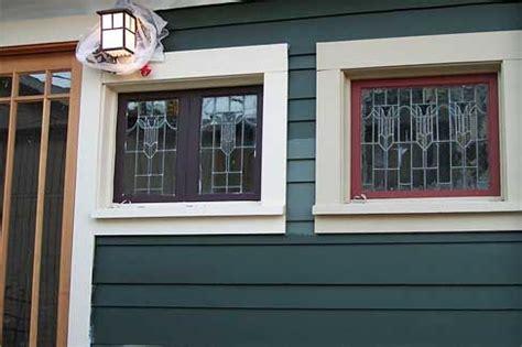 exterior siding color scheme testing the final 2 paint