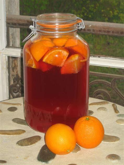 vin d orange maison vin d oranges ap 233 ritif maison le de diana