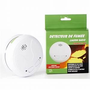 Detecteur De Fumée : test d tecteur de fum e liaison radio d tecteur de fum e ~ Melissatoandfro.com Idées de Décoration