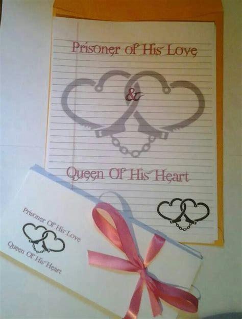 heart love  inmate inmate love prison