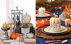 Tabletop, Pumpkin, Displays, Six, Ways