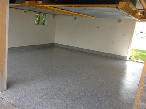 resurface pitted garage floor garage floor resurfacing services the floor company