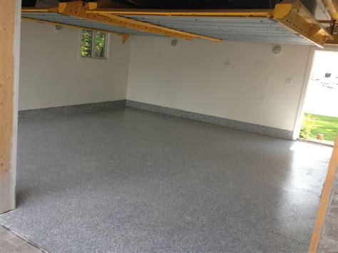 Garage Floor Resurfacing Services  The Floor Company