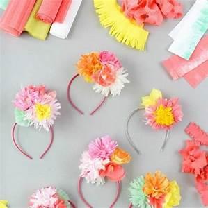 Papillon Papier De Soie : fabriquer une fleur en papier de soie 67 id es diy ~ Zukunftsfamilie.com Idées de Décoration
