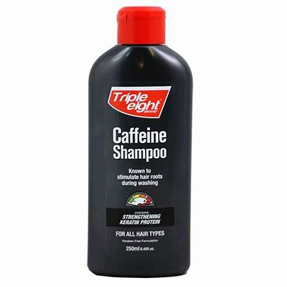 Shampoo Caffeine Triple Eight 250ml Ml Growth