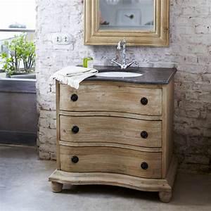 Meuble Vasque Retro : meuble vasque salle de bain vintage collection avec meuble de salle de bain retro images ~ Teatrodelosmanantiales.com Idées de Décoration