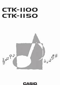 Casio Electronic Keyboard Ctk