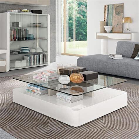 peinture pour tissus canapé table basse design moderne laque plateau verre coins