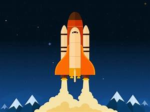 How to Create a Space Shuttle Scene in Sketch