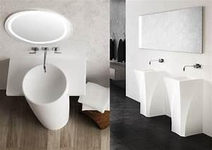 meuble salle de bains nouveautes design de cedam deco With salle de bain design avec décoration personnalisée anniversaire