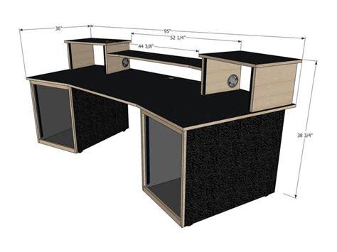 bureau musique scs digistation recording studio desks salles de musique
