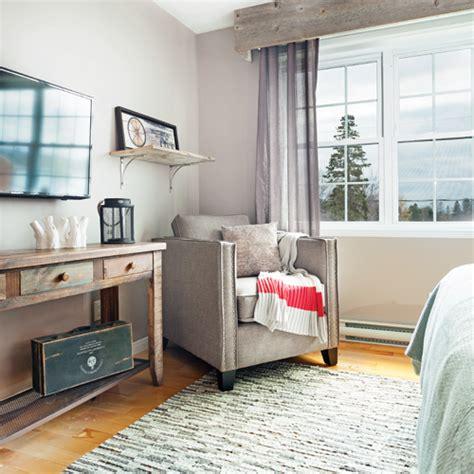 chambre rustique affordable un tapis dans le style des catalognes tisses