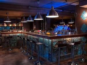 Amazing Rustic Bars | Concrete bar, Wet bar designs ...