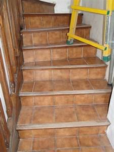 recouvrir un escalier en carrelage With peindre des escalier en bois 6 recouvrir un escalier en carrelage