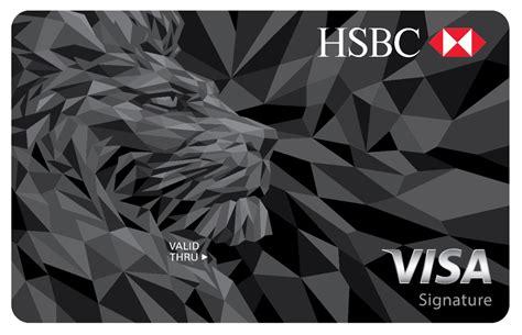 We did not find results for: Visa Signature Credit Cards - HSBC LK