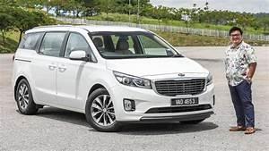 First Drive  Kia Grand Carnival Malaysian Review  U2013 Rm150k