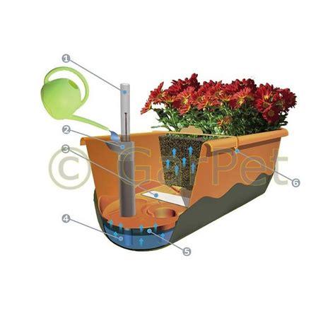 blumenkasten mit wasserspeicher balkonkasten modern