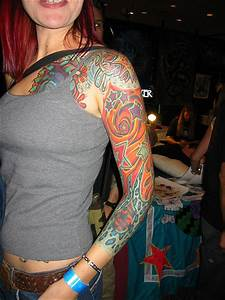 Tribal Half Sleeve Tattoos for Women | Half Sleeve Tattoos ...