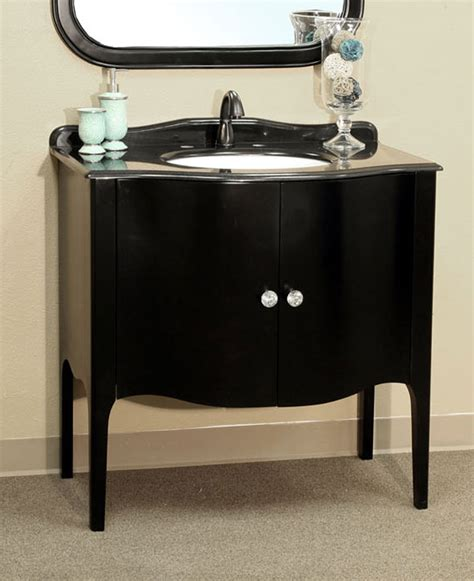 apron front bathroom sink vanity 36 6 inch single sink apron front vanity by bellaterra