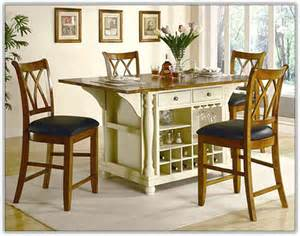 kitchen island table on wheels kitchen island with seating for 5 home design ideas