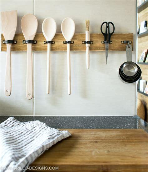 colgador  utensilios de cocina