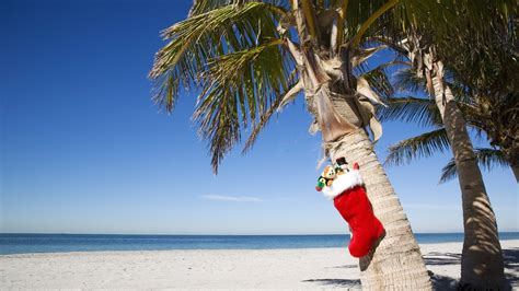 beach christmas wallpaper gallery